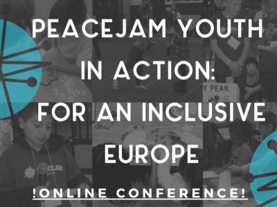 PeaceJam Pan-European Youth Conference 11-15 November 2020