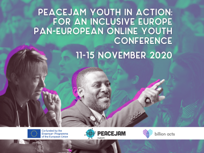 PeaceJam Pan-European Online Youth Conference